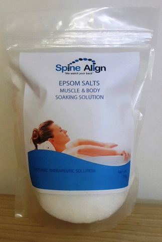 Epsom Salts Muscle And Body Soak Spinealign